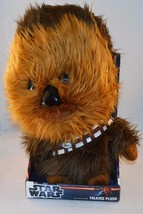 "Star Wars Talking Plush 15"" Chewbacca Underground Toys 2012 - $39.99"