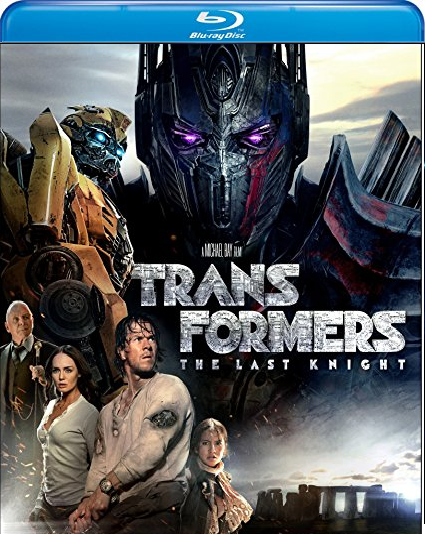 Transformers: The Last Knight [Blu-ray+DVD]