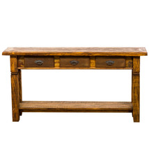 Console Table - Eco-friendly Reclaimed Solid Wood - $1,790.00