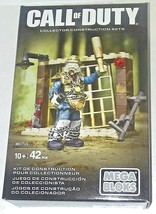 Mega Bloks Call of Duty Zombie BRUTUS 42 pcs Collector Construction Set - $13.00