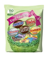 MARS Chocolate & More Easter Spring Candy Variety Mix 35.8-Ounce 110-Pie... - $19.82