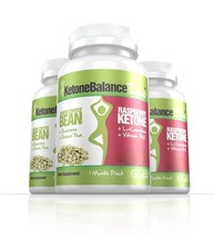 KetoneBalance Duo with Raspberry Ketones & Green Coffee Extract 3 Month ... - $116.99