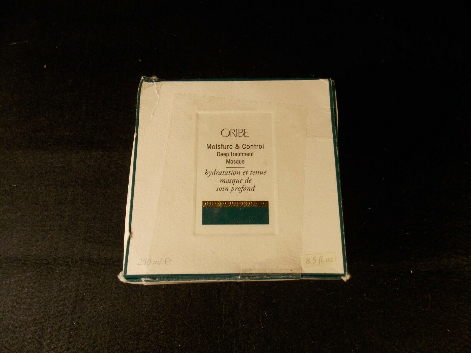 Primary image for Oribe Moisture & Control Deep Treatment Masque 250 ml (8.5 oz) NEW Open Box