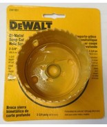 """Dewalt DW1851 2-3/4"""" Bi-Metal Deep Cut Hole Saw USA - $4.70"""