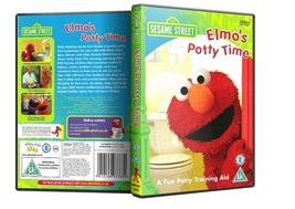 Childrens DVD - Sesame Street Elmos Potty Time DVD - $20.00