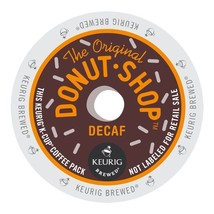 The Original Donut Shop Decaf Coffee 66 K Cups, Free Shipping - $49.54