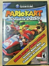Mario Kart: Double Dash (Special Edition) GameCube, 2003. Excellent Cond... - $89.89