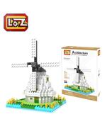 1 box LOZ Architecture Windmill Building Blocks - $34.95