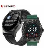 LEMFO Smart Watch Heart Rate Blood Pressure Waterproof Sport Fitness Android Men - $44.99