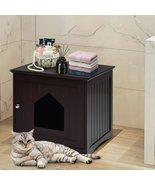 Sidetable Nightstand Weatherproof Multi-function Cat House - $102.99+