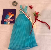 Vintage 1979 Mattel Starr dress homecoming and accessories, and book ori... - $30.74