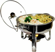 GourmetBuffet 4-Qt Chafing Dish NEW IN THE BOX - $59.39