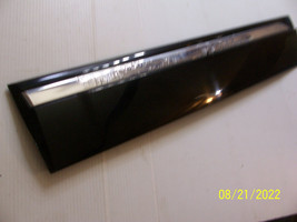 1998 1999 CONTINENTAL BLACK LEFT REAR DOOR MOLDING TRIM PANEL OEM USED B... - $66.48