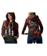 ozzy osbourne Full print 3D All Over Print Pullover Hoodie For Women - $33.75+