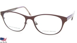 NEW PRODESIGN DENMARK 1399 c.5021 BROWN EYEGLASSES FRAME 52-16-140 B39mm... - $113.83