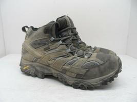 Merrell Women's Moab 2 Mid Waterproof Hiking Boots Granite Size 12M - $71.24