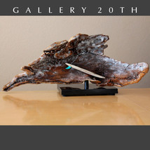 """""""CATCH THE WAVE"""" MID CENTURY MODERN ABSTRACT SCULPTURE! Surfing Eames Vt... - €1.320,66 EUR"""