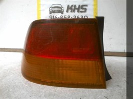 Driver Tail Light Coupe Quarter Panel Mounted Fits 96-98 CIVIC 316792 - $58.00