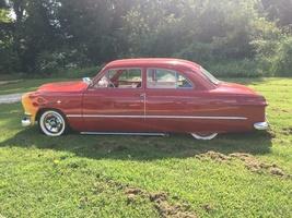 1950 Ford Tudor Sedan Custom Deluxe For Sale In Loogootee, IN 47553 image 5