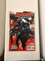 Batman Confidential #1 - $12.00