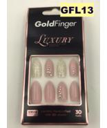 KISS GOLD FINGER LUXURY 30NAILS DESIGN # GFL13 - €7,38 EUR