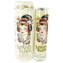 Ed Hardy Love & Luck Perfume for women 3.4 oz Eau De Parfum Spray - $27.43
