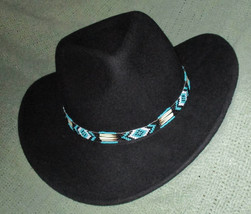 """Custom Made Southwestern Style! """"One Eye Turquoise """" with Porcupine Quil... - $84.00"""