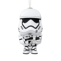Hallmark Christmas Ornaments, Star Wars First Order Stormtrooper Decoupa... - $24.43