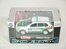 Real x collection 1 72 germany polizei car 512   porsche cayenne patrol car   11 thumb200