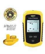 Wireless Fish Finder Sonar Sensor Detector - $69.99