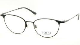 New Polo Ralph Lauren Ph 1174 9003 Shiny Black Eyeglasses Frame 51-18-145mm - $64.34