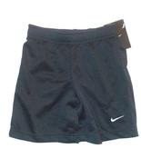 Nike Boys Navy Blue Mesh Shorts Size 4 NWT - $12.99
