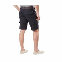 NEW Weatherproof Vintage Mens Comfort Stretch Utility Cargo Shorts & Adjust Belt image 2