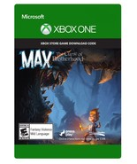 Max: The Curse of Brotherhood xbox ONE game Full download card code [DIG... - $9.88
