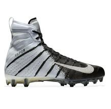 Nike Vapor Untouchable 3 Elite Football Cleats Black White AH7408-102 Si... - $69.95