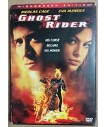 Ghost Rider (1 Disc DVD Movie) - $1.25