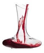 Wine Reveller Hand-Blown Crystal Wine Decanter - $37.13