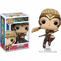 Funko Pop Heroes: Wonder Woman – Antiope Collectible Vinyl Figure - $9.89