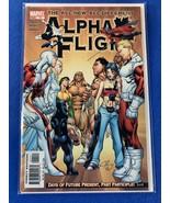 Alpha Flight #11   2004  Marvel comics - $1.85