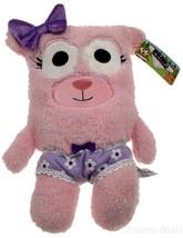 """Gund Bear In Underwear 12"""" Honey Pink Plush Friends Soft Stuffed Animal ... - $10.99"""