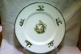 Royal Worcester Canton Dinner Plate  Old Mark - $89.99