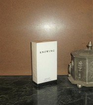*Estee Lauder Knowing Pure Parfum 7.5 Ml 0.25 Oz Spray Women Older Version Rare* - $94.05