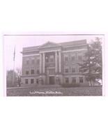 Court House Stanton Michigan 1950c RPPC Real Photo postcard - $9.41