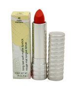 Clinique long last soft matte lipstick in matte mandarin nib 20 thumbtall