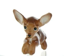 Hagen Renaker Pedigree Dog Chihuahua Begging Brown and White Ceramic Figurine image 3