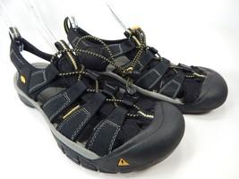 Keen Newport H2 Size US 11 M (D) EU 44.5 Men's Sport Sandals Shoes Black Gray