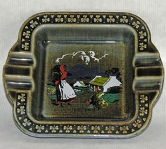Wade Irish Porcelain Vintage Souvenir Ashtray S... - $12.82