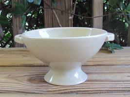 "Pottery Barn Studio~3"" Footed Bowl~Barbara Eigen - $12.59"