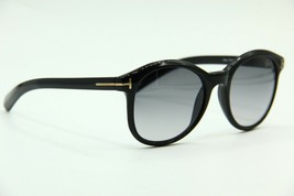 NEW TOM FORD TF 298 01B RILEY BLACK GRADIENT AUTHENTIC SUNGLASSES 51-19 ... - $129.50