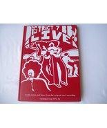 District 7 BBYO Live 1973-1974 AZA BBG Fraternity Sorority Book - $59.95